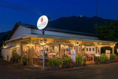 Pomodoro Pizza Italian Restaurant Kata Beach Karon